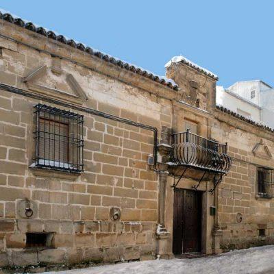 Casa Palacio de los Moreno de Villena